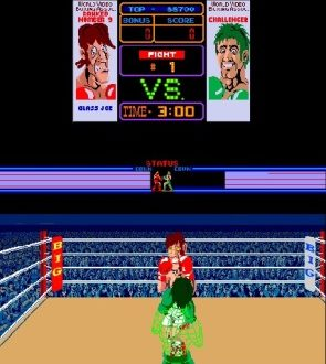 Iron Mike's Punchout
